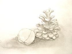Pineapple with Walnut, Paula Kuitenbrouwer