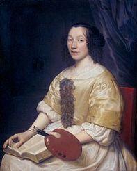 Maria van Oosterwijck 1671
