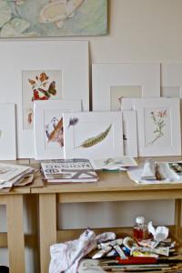 Studio: framing prints