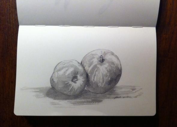 Apples Paula Kuitenbrouwer