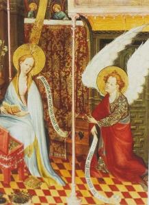 Altarpiece Circa 1400