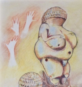 Shamanistic Art by Paula Kuitenbrouwer at www.mindfuldrawing.com