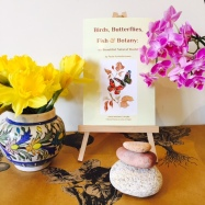 bookcover-with-springflowers