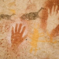 Prehistoric Hands Invite and Confirm Communication with the Dead, by Paula Kuitenbrouwer